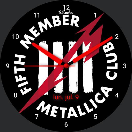 metallica 5th member fan club
