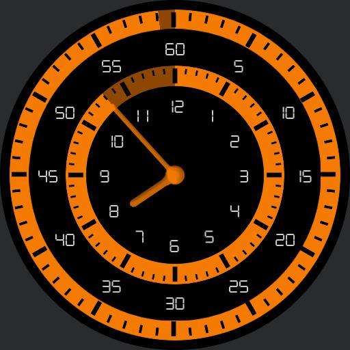 Neon Dreams - Orange