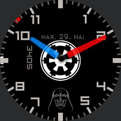 Vader Luke Obi
