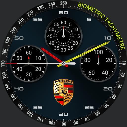 Porsche Biometric