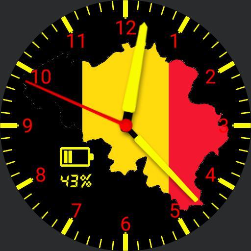 belgium watch