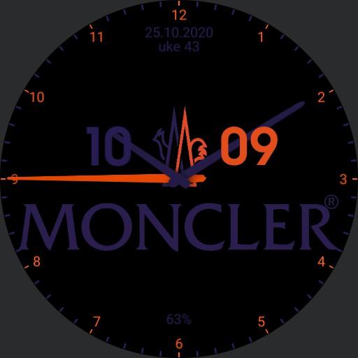 Moncler Black extra info