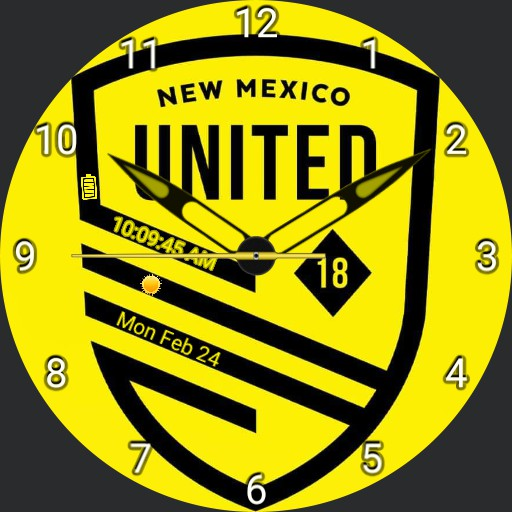 United watch