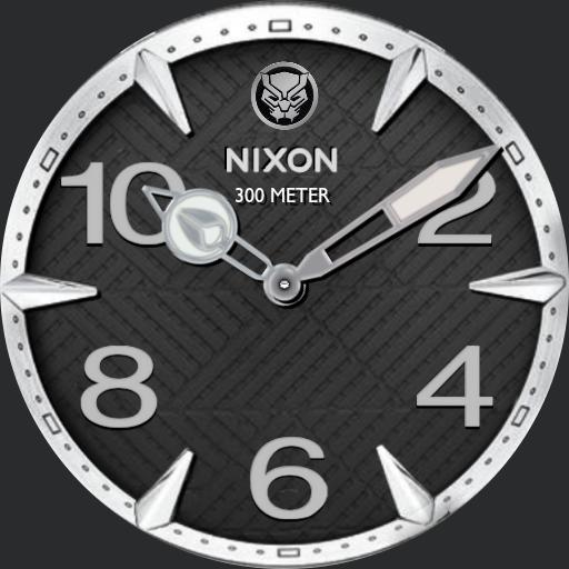 Nixon - Black Panther