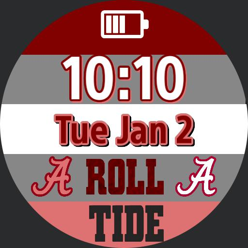 Alabama Stripe