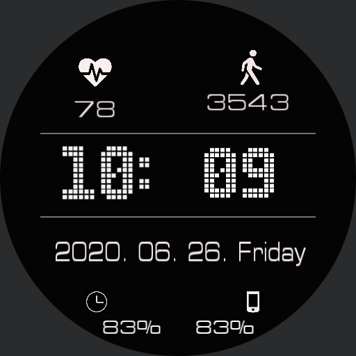 Ticwatch Pro Timzones, Multifunctional Modes  Copy