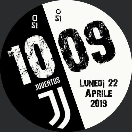 Juventus Slide Rough Digital 24h Copy