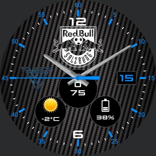 Sport Chrono Blue Red Bull