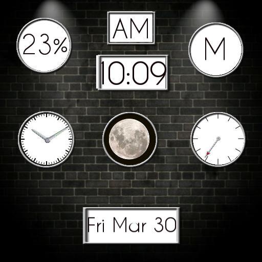 Nuevo watch 5.0 black brick