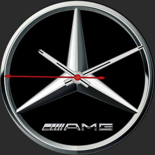 MERCEDES AMG WATCH Copy