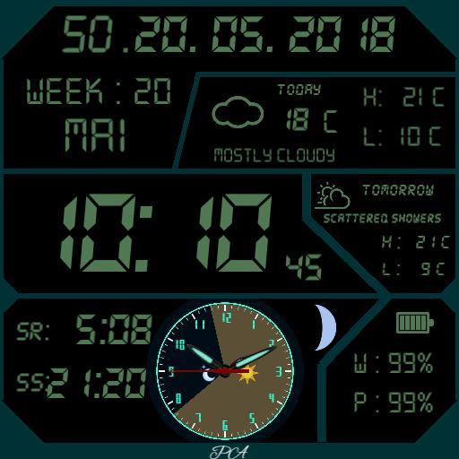 PA Watch 71