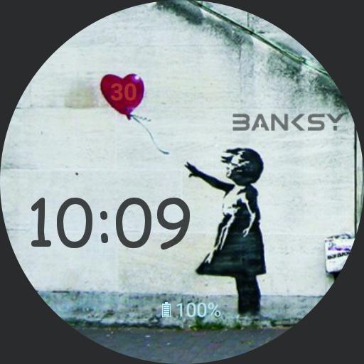 Banksy Tribute