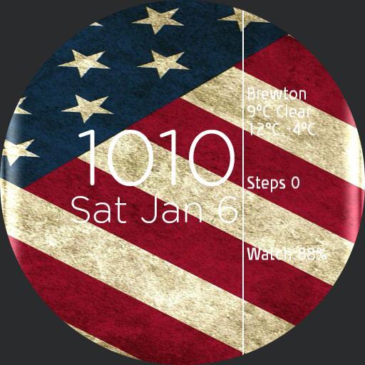 American Flag V0.1