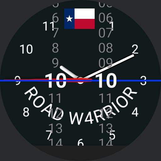 Road Warrior Simple