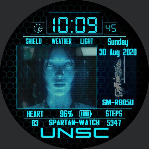 Spartan-Watch SM-R805U