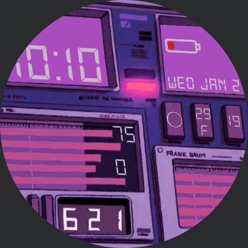midnight control pannel