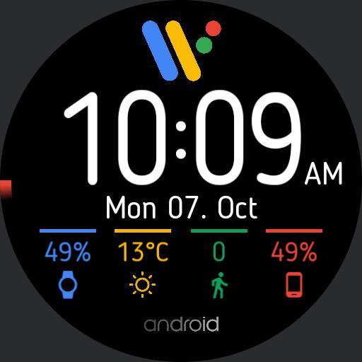 Wear OS Pixel 4.0