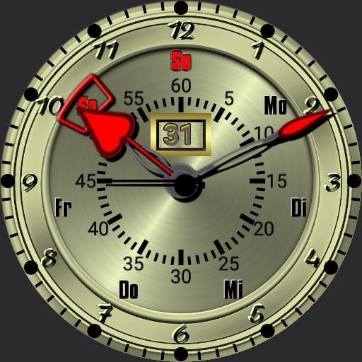 0055 simple analog