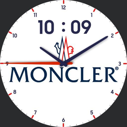 Moncler White