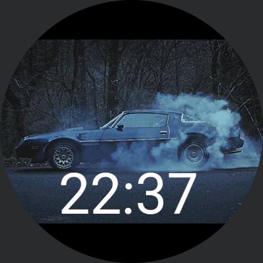 Car Burnout