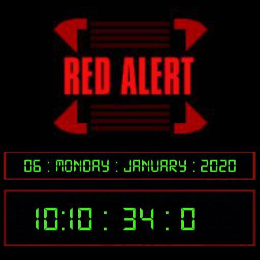 Red Alert Timer