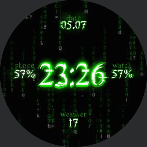Matrix Watches 2