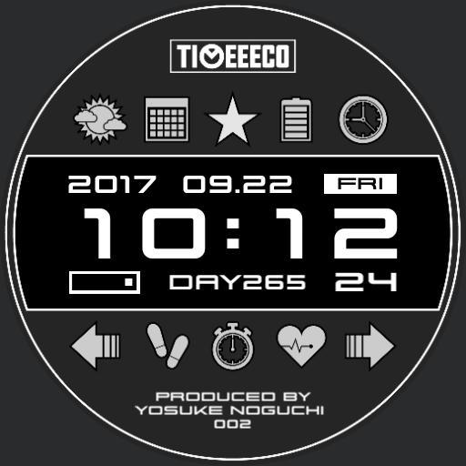 TIMEEECO ICON 002