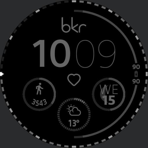 BKR v2.0 stealth