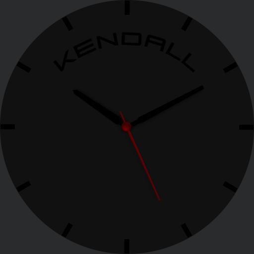 Minimal Black Kendall