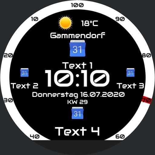 New Watch Copy