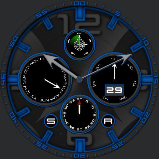LQ38 Blue