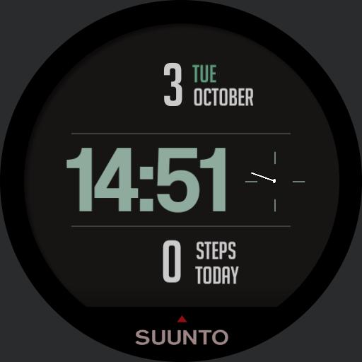 Suunto Spartan Inspired Copy