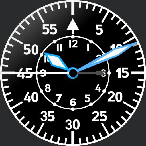 Dekla Flieger Watch Type B
