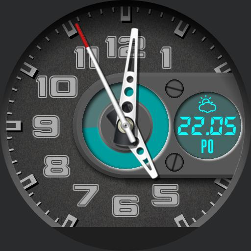 Time dot