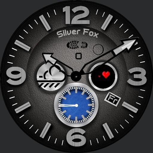 Silver Fox Gear S3 edition
