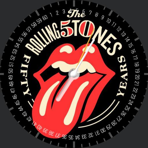 The Rolling Stones 50y