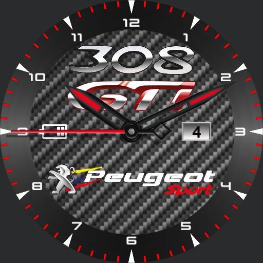peugeot 308 GTi peugeot sport carbon ring