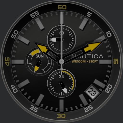 Nautica WR100 RC