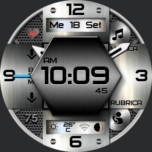 Hexa-Watch