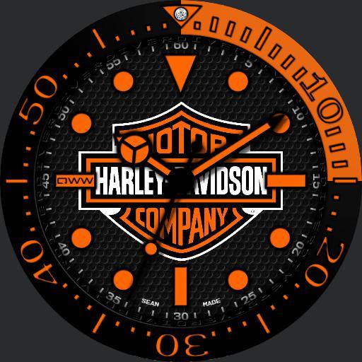 GMX3 Harley Davidson by QWW