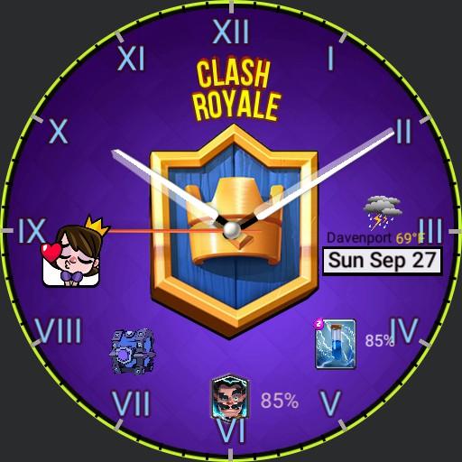 Clash Royale Copy