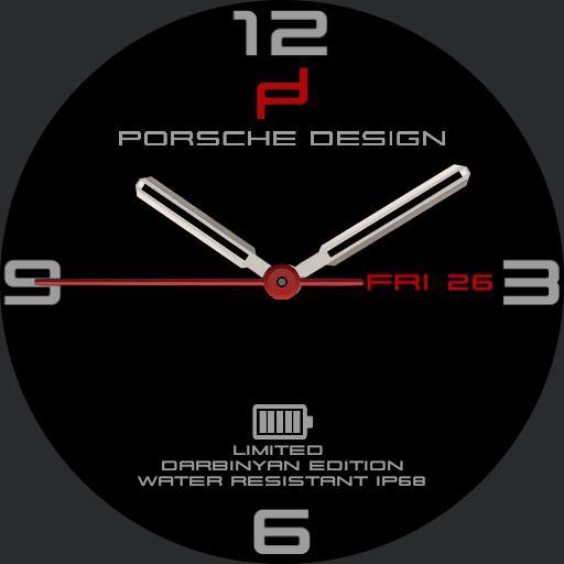 Porsche design Darbinyan