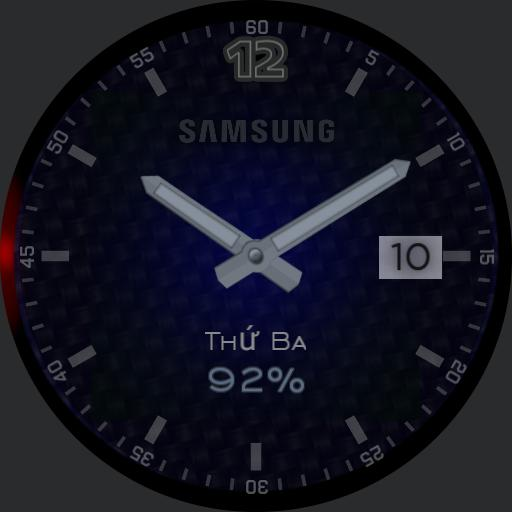 Schelle Gear S3 Blue Copy