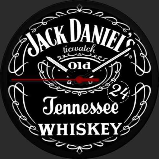 jackdaniel by 7 oclock