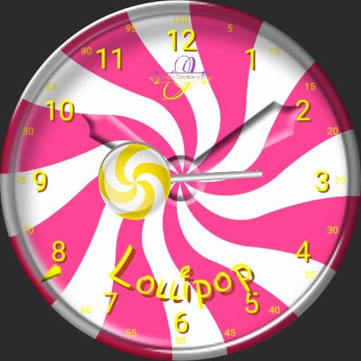 Lollipop 4 Animation