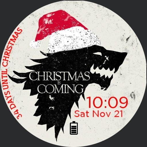 Game of Christmas Dogg Edition