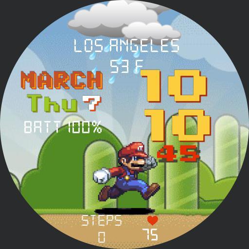 Mario Dynamic World