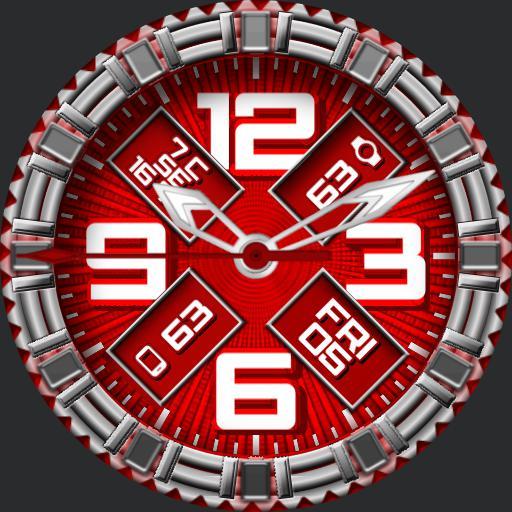 Red XQuad JBRXQ120319