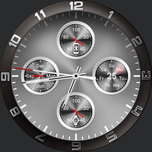 Simplistic Functional Smart Watch