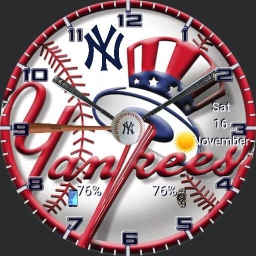 Yankees Baseball Savages